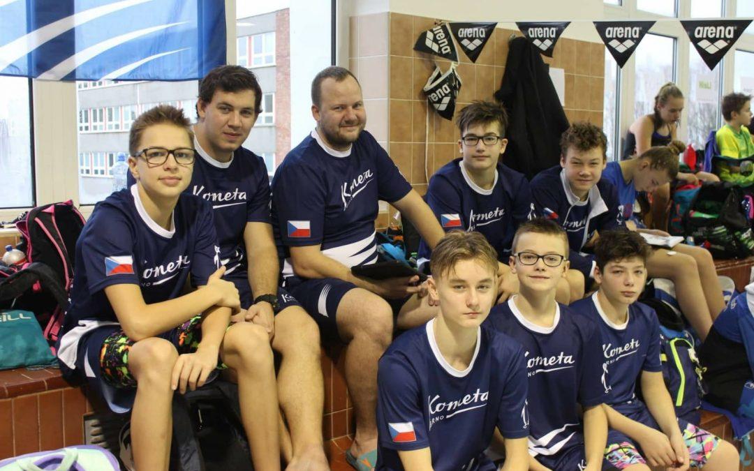 Mistrovství ČR 13letého žactva Kopřivnice 2019