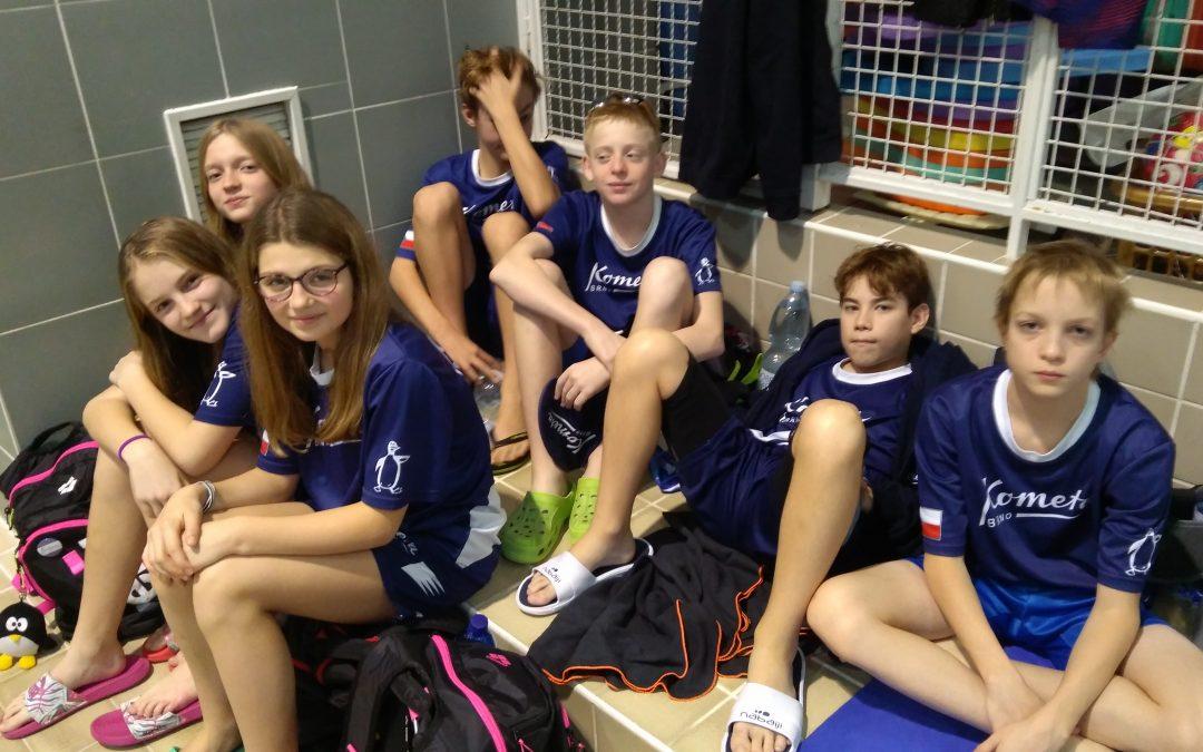 Zimní mistrovství 12letého žactva 2019