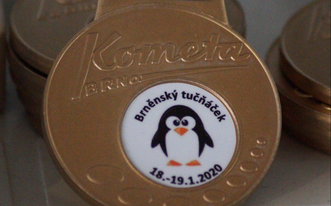 Brněnský tučňáček 2020
